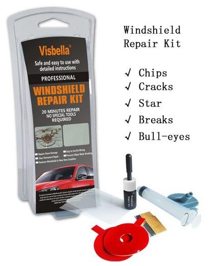 vindruta reparation kit